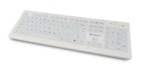 Medisch toetsenbord IP66 Draadloos