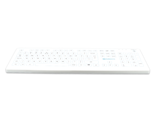 Purekeys Medical Keyboard Full Size