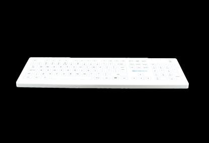 Purekeys Medical Keyboard Full Size